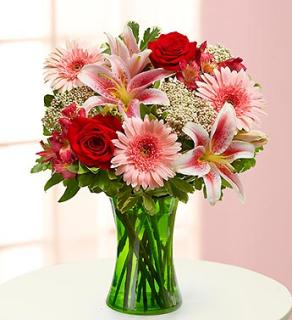 Sympathy Sentiments Bouquet